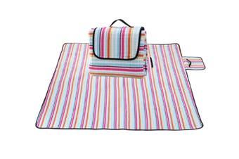 Select Mall Outdoor Portable Foldable Beach Mat Moisture-proof Waterproof Picnic Cloth Floor Mat Climbing Mat Camping Mat-2 200x200cm