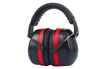 Select Mall Noise Reduction Ear Muffs Hearing Protection Headphones Headset Professional Noise Cancelling Ear Defenders