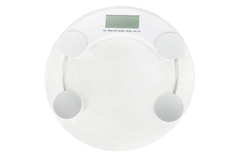 Select Mall Household Mini Body Scale Health Scale Electronic Weight Scale Body Weight Bathroom Scale with LCD Display