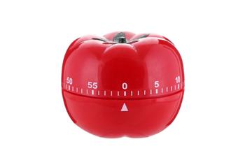 Select Mall Creative Tomato Timer Kitchen Mechanical Timer Cute Tomato Shape Alarm Clock Reminder