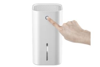 Select Mall 300ml Silent Dehumidifier Mini Moisture Dryer for Bedroom Basement Household Small Dehumidifier
