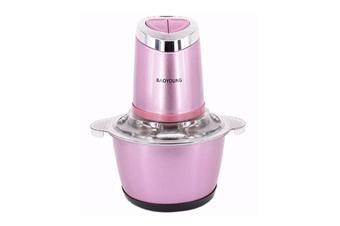 Select Mall Kitchen Multi-function Meat Grinder Broken Wall Machine Garlic Machine Mixer Mincer Cooking Machine
