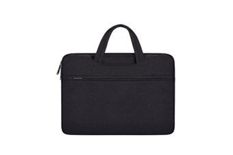 Select Mall 14.1 Inch Waterproof and Wear-resistant Laptop Bag Notebook Liner Bag Business Exhibition Bag-11#-Black