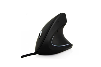 Select Mall Digital Scroll Endurance Wired Mouse Ergonomic Vertical USB Mouse with Adjustable Sensitivity (800/1200/2000/3200 DPI)