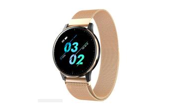 Select Mall Smart Bracelet Heart Rate Blood Pressure Waterproof Smart Watch-D