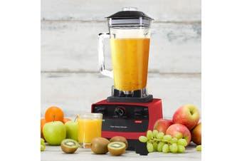 2L Commercial Blender Smoothie Food Processor Mixer Kitchen Juicer Ice Crush