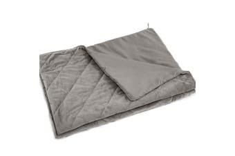 DreamZ Weighted Blanket Cover Quilt Duvet Doona Cover Kid Single Double D Mink