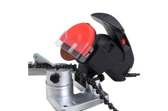 Traderight Chainsaw Sharpener Stones Electric Grinding Disc Sanding File Tool