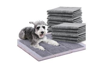 PaWz 400 Pcs 60x60cm Charcoal Pet Puppy Dog Toilet Training Pads Ultra Absorbent