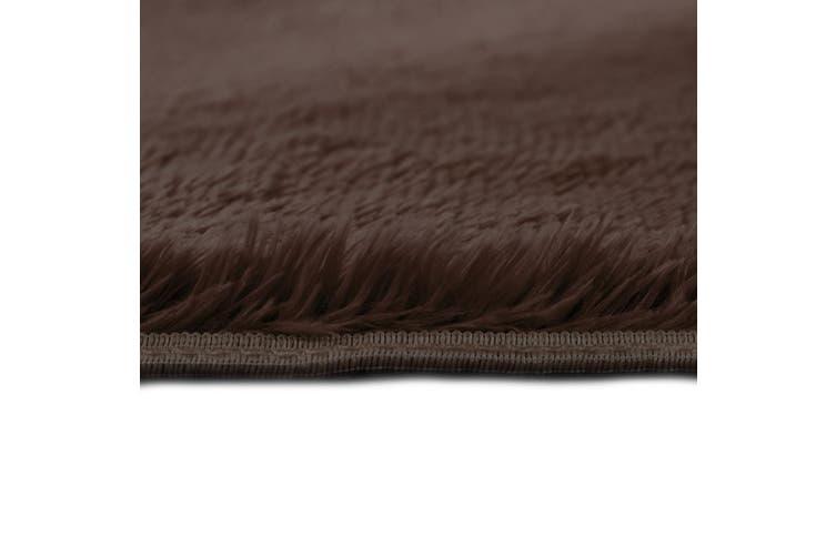 Floor Rugs Shaggy Rug Large Mats Shag Bedroom Living Room Mat 160x230cm Coffee