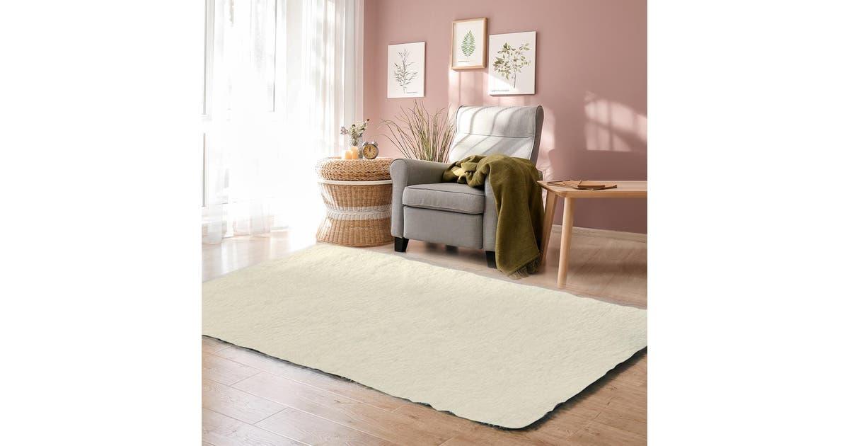 Floor Rugs Shaggy Rug Large Mats Shag Carpet Bedroom Living Room Mat 160 X 230 Matt Blatt