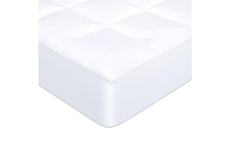 DreamZ Fitted Waterproof Bed Mattress Protectors Covers Single