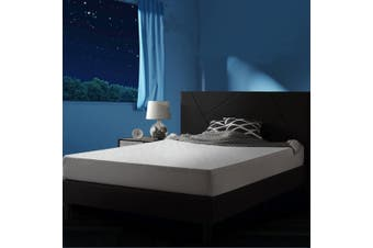 DreamZ Mattress Protector Fitted Sheet Cover Waterproof Cotton Fibre Single