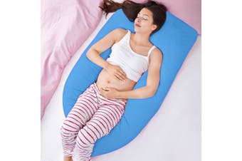 DreamZ Pregnancy Pillow Case Maternity U-Shaped Breastfeeding Sleeping Support