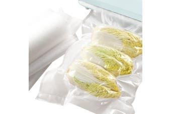 200x Commercial Grade Vacuum Sealer Food Sealing Storage Bags Saver 16.5x25cm