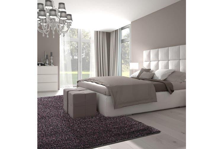 Floor Rugs Shaggy Rug Ultra Soft Shag Confetti Carpet Anti-Slip Living Room Mat