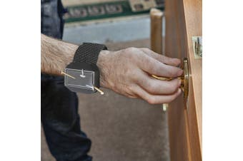 Magnetic Wrist Band  Magnet Strap Belt Screws Bolts Nuts Nails Tools Holder Woodworking