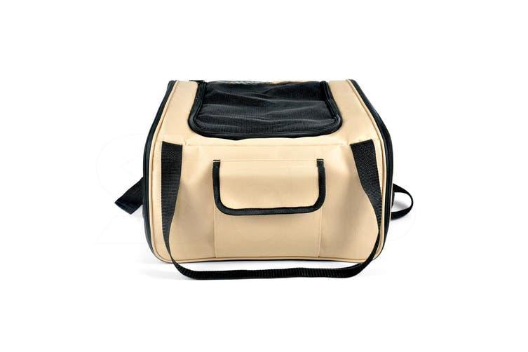 PaWz Pet Car Booster Seat Basket Puppy Cat Dog Carrier Travel Protector Safe XL