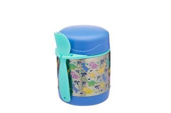 Braised beaker Kid Stainless Vacuum Insulated Food Jar Container Funtainer 300ml