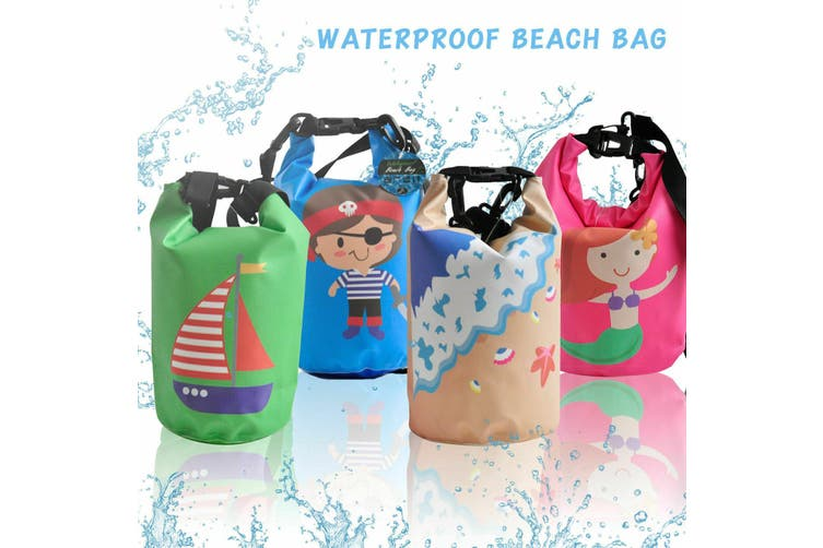 4L Dry Carry Bag Waterproof Beach Bag Storage Sack Pouch Boat Kayak 4 Kinds