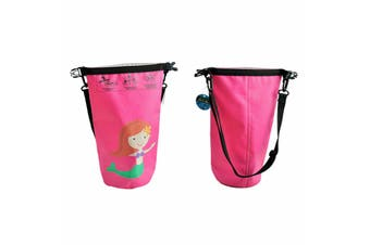 4L Dry Carry Bag Waterproof Beach Bag Storage Sack Pouch Boat Kayak Pink