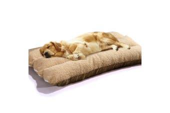 PaWz Pet Bed Mattress Pillow Beds Dog Cat Pad Mat Cushion Pads Mats Warm L