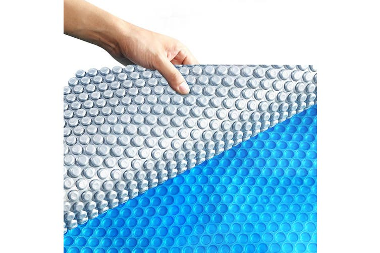 Solar Swimming Pool Cover 500 Micron Outdoor Blanket Isothermal Bubble 7 Size