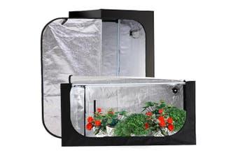 Garden Hydroponics Grow Room Tent Reflective Aluminum Oxford Cloth 300x150cm