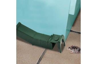 4x Mouse Trap Cage Catch Capture Mice Bait Rodent HamsterPest Control Reusable