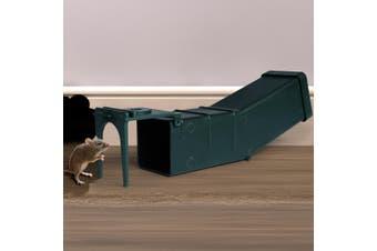 2x Mouse Rat Trap Catch Capture Cage Mice Bait Pest Hamster Control Reusable
