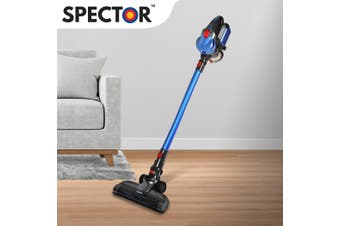 Spector 150W Handheld Vacuum Cleaner Cordless Stick Vac Bagless LED Rechargable