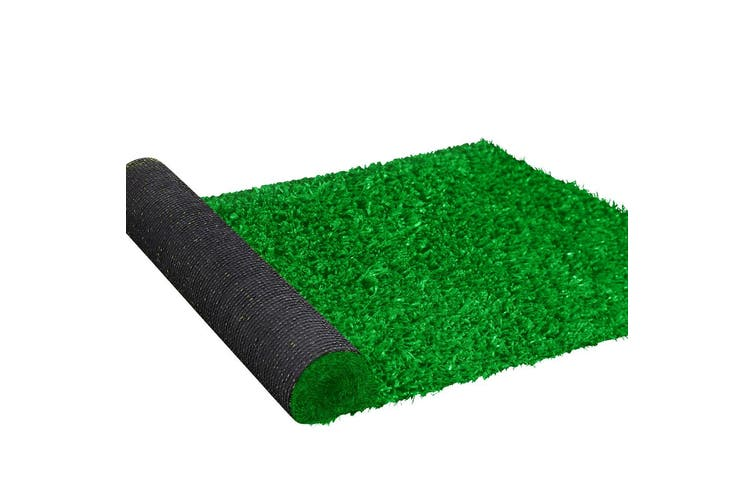 10SQM Synthetic Turf Artificial Grass Plastic Plant Fake Lawn Garden Flooring