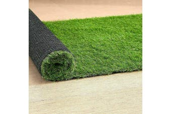 20SQM Synthetic Turf Artificial Grass Plastic Plant Fake Lawn Garden Flooring