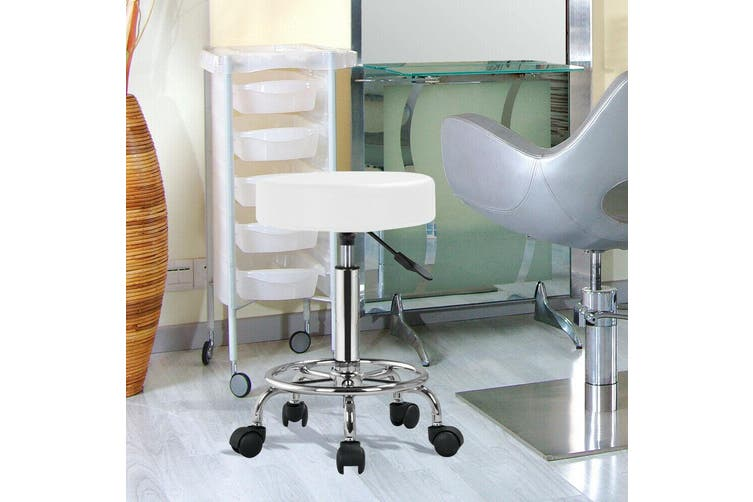 Levede Bar Stools Swivel Salon Hairdressing Stool Barber Chairs Equipment Beauty