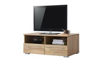 Levede Wooden TV Stand Entertainment Unit Media Storage Cabinet LED Lowline AU