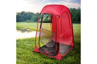 Mountview Pop Up Tent Camping Outdoor Weather Tents Portable Shelter Waterproof