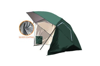 Portable Sun Shade Weather Shelter Umbrella Beach Pool Picnic Outdoor Camping Blue&Red&Turqoise