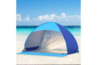 Mountview Pop Up Beach Tent Camping Tents 2-3 Person Hiking Portable Shelter