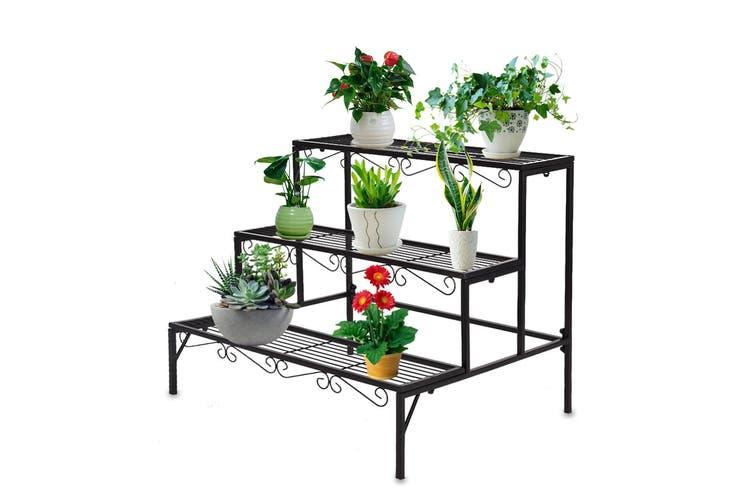 2x Levede Plant Stands Outdoor Indoor