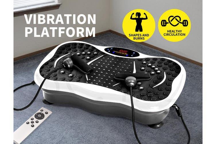 Centra Vibration Machine Machines Platform Plate Vibrator Exercise Fit Gym Home