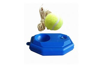 Tennis Trainer Training Practice Rebound Ball Back Base Tool