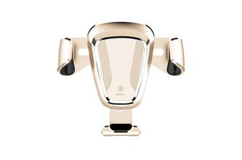 Universal Car Phone Holder Mount(Gold)