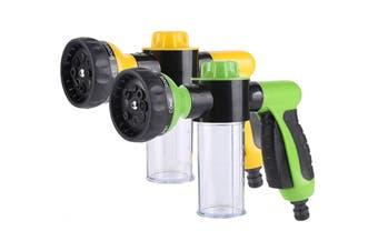 High-Pressure Car Water Spray Gun Portable Handheld Water Foam Gun
