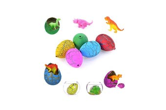 Dino Eggs Hatching Dinosaur Toys(6Pcs)