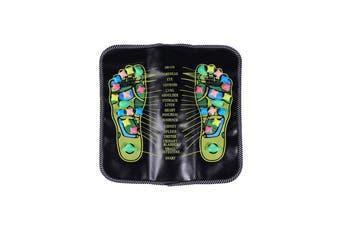 Reflexology Feet Massage Mat Walk Stone Massage Pad