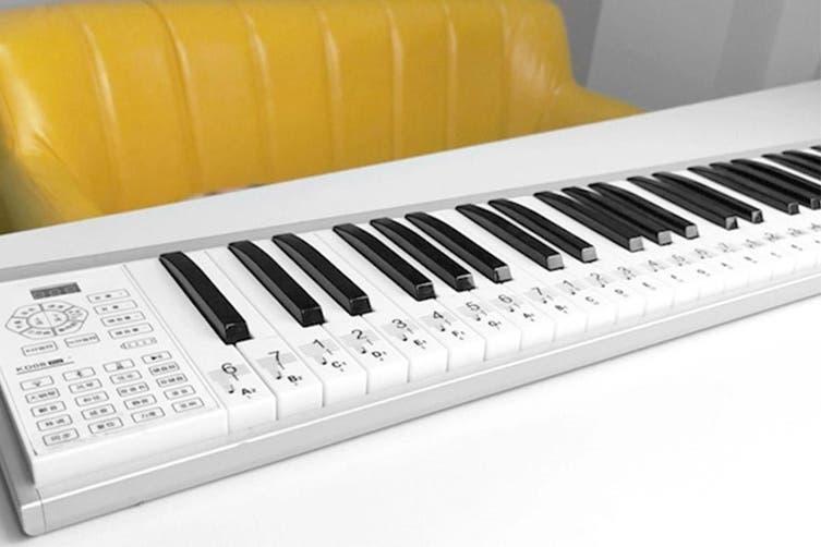 Keyboard Piano Stickers up to 88 Keys Set(2 Sets)