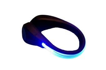Clip-on Shoe Safety Light Night Light LED Lights(Blue)