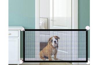 Small Pet Dog Cat Gate Folding Safe Isolation Fence Net