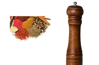 Manual Pepper Grinder Adjustable Mill Grinder