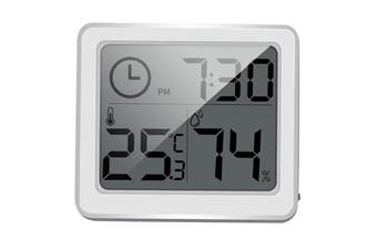 Digital Hygrometer LCD Display Indoor Humidity Monitor
